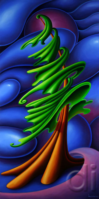 Inside the Violet Wind