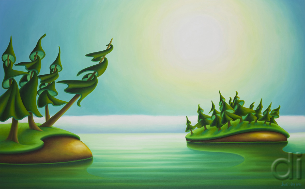 Light, Air, Water