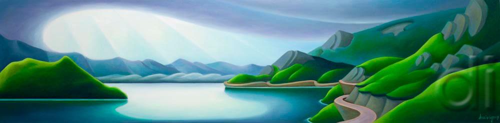 Opening Sky (Howe Sound)