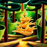 The Golden Spruce 2