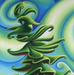 Waltzing in the Wind (diptych)