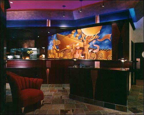 Aquariva Restaurant