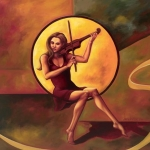 Toby\'s girls (the violin)